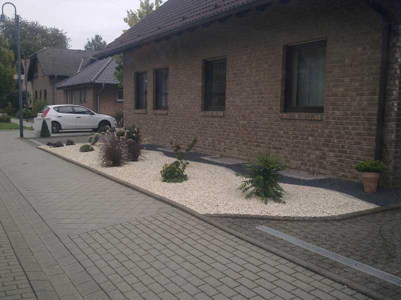 Markus lillot - Stein vorgarten ...